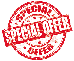Special Offer: Limited Time